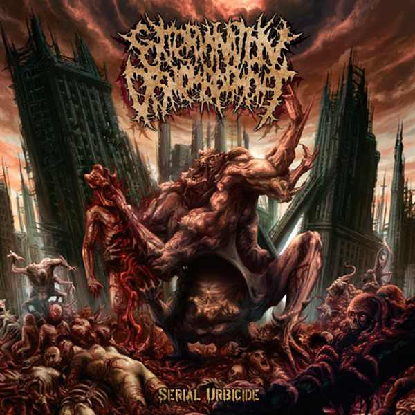 Extermination Dismemberment- Serial Urbicide CD on Amputated Vein
