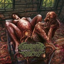 EXTIRPATING THE INFECTED- Reborn In Putrefaction CD on Sevared R