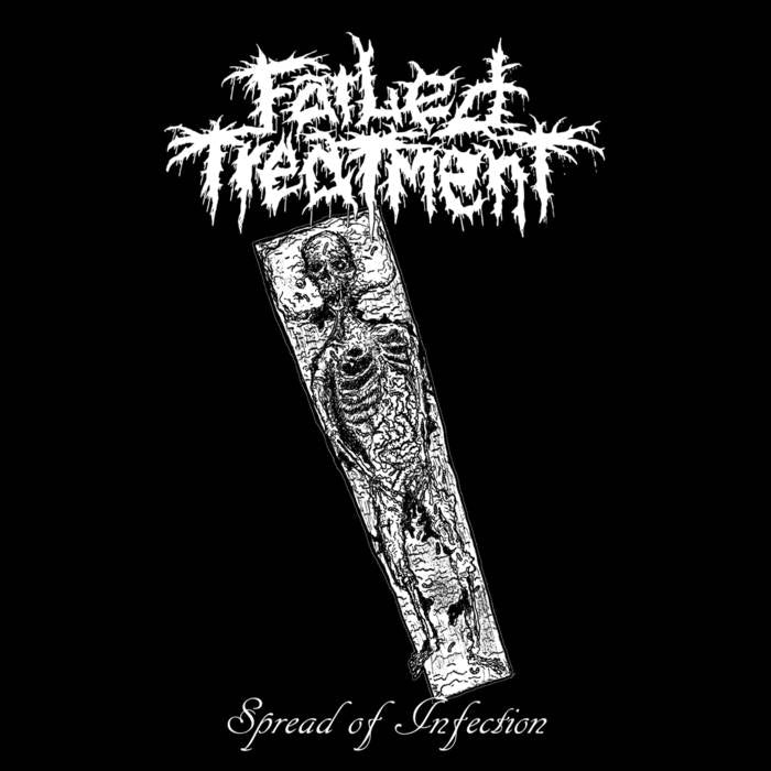 Failed Treatment- Spread Of Infection CD on Terrible Mutilation Rec.