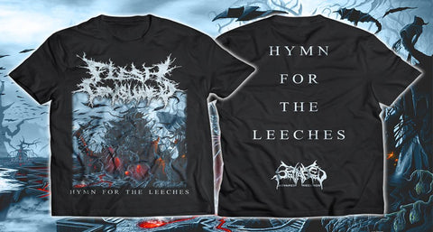 FLESH CONSUMED- Hymn For The Leeches T-SHIRT S-XL