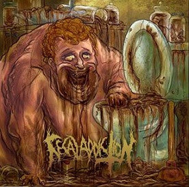 Fecal Addiction- Engorged With Human Waste CD