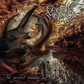 Feeble Minded- The Perfect Suicidal Act CD on Nice To Eat You Rec.