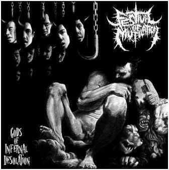 Festival Of Mutilation- Gods Of Infernal Desolation CD on Old Ce