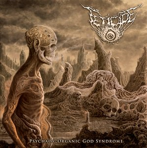 Feticide- Psychaos / Organic Syndrome Discography CD on P.E.R.