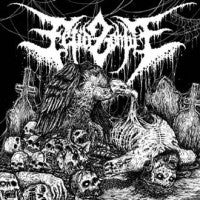 Fetid Zombie- Carrion Christ CD on Deathrash Armageddon