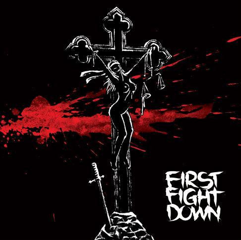 First Fight Down- S/T CD on Crossfirecult Rec.