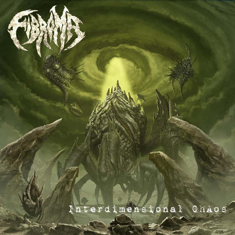 Fibroma- Interdimensional Chaos CD on Lord Of The Sick