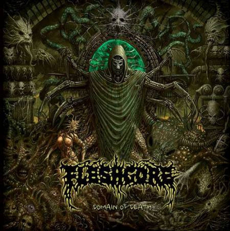 Fleshgore- Domain Of Death MCD on Cadaverized Prod.