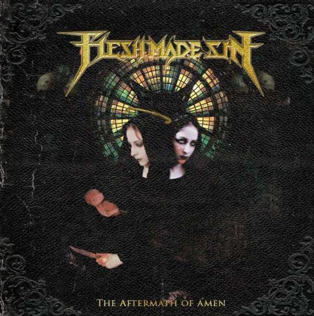 Flesh Made Sin- The Aftermath Of Amen CD on Neurotic Rec.