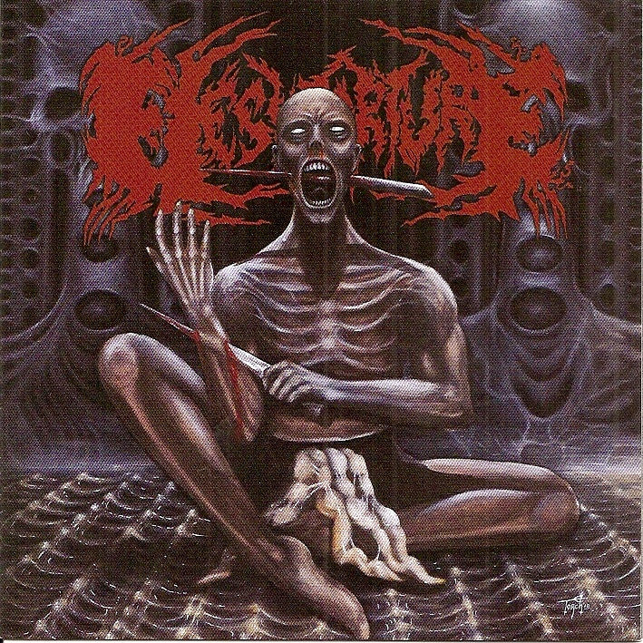 Flesh Torture- The Stench Of Humanity CD on Brute! Prod.