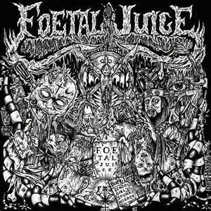 Foetal Juice- Big Trouble In Little Vagina MCD on Grindscene Rec.