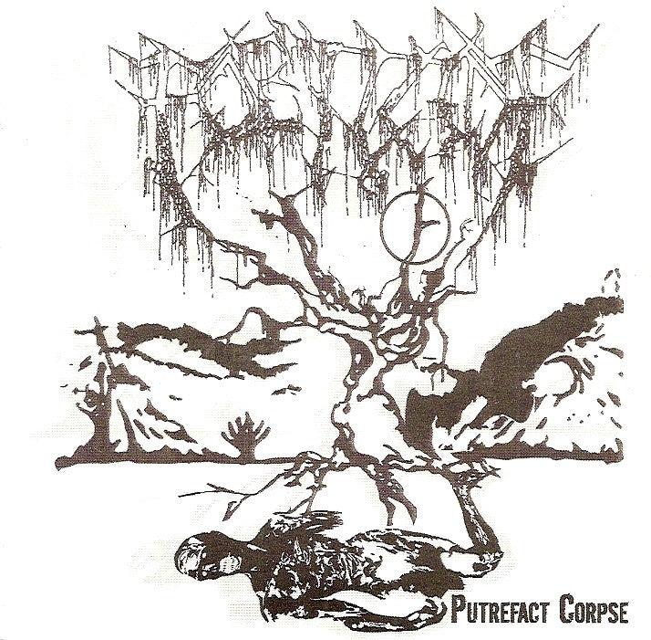 Foeticide- Putrefact Corpse CD on Helvete Records