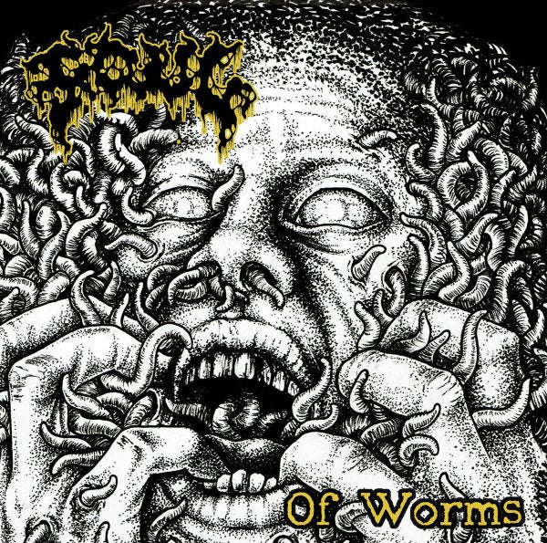 Foul- Of Worms DIGI-CD on Chaos Rec.