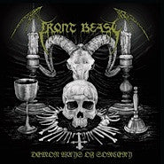 Front Beast- Demon Ways Of Sorcery CD on Hells Headbangers