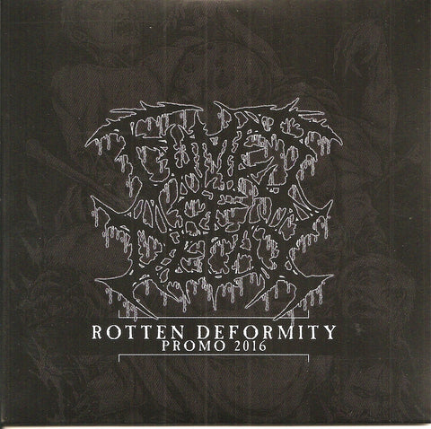 FUMES OF DECAY- Rotten Deformity MCD on Sevared Rec.