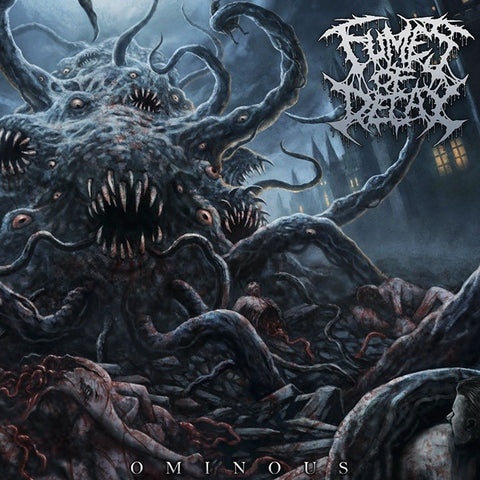 FUMES OF DECAY- Ominous CD on Sevared Records