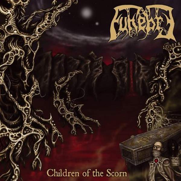 Funebre- Children Of The Scorn CD on Xtreem Music
