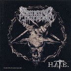 Funeral Inception- H.A.T.E. CD on Rottrevore Rec.