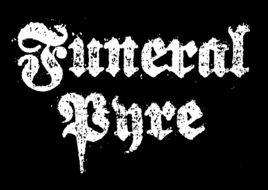 Funeral Pyre- S/T Discography DIGI-CD on Dismal Records