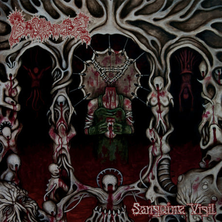 Galvanizer- Sanguine Vigil CD on Everlasting Spew Rec.