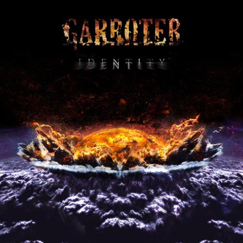 Garroter- Identity CD on Damned Pages