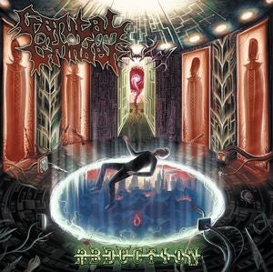 Genital Grinder- Abduction CD on Eyes Of The Dead Prod.