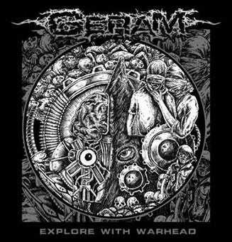 Geram- Explore With Warhead CD on Proguttural Prod.