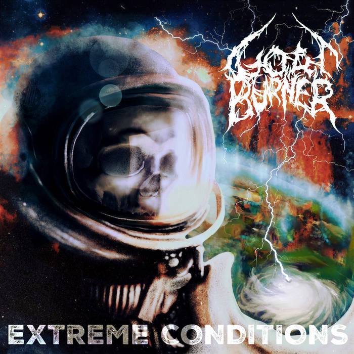 Goatburner- Extreme Conditions CD on Obliteration Rec.