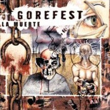 Gorefest- La Muerte CD on Moon Prod.