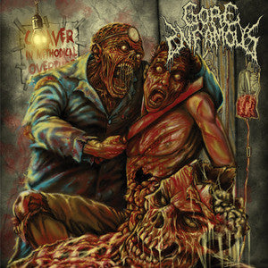 Gore Infamous- Cadaver In Methodical Overture MCD on N.S.E.