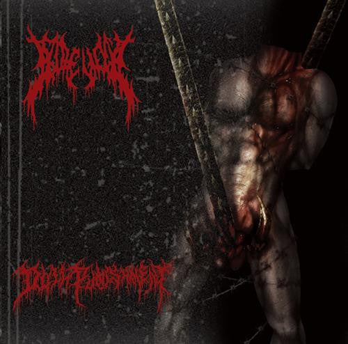 Gorevent- Dull Punishment CD (Slipcase Edition) on Bloodcurdling Enterprise