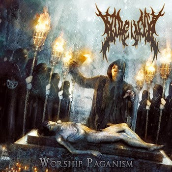Gorevent- Worship Paganism CD on Bloodcurdling Enterprise