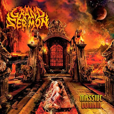 Grand Sermon- Massive Domain CD on MDD Rec.