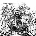 Gravecrusher- Morbid Black Oath CD on Xtreem Music