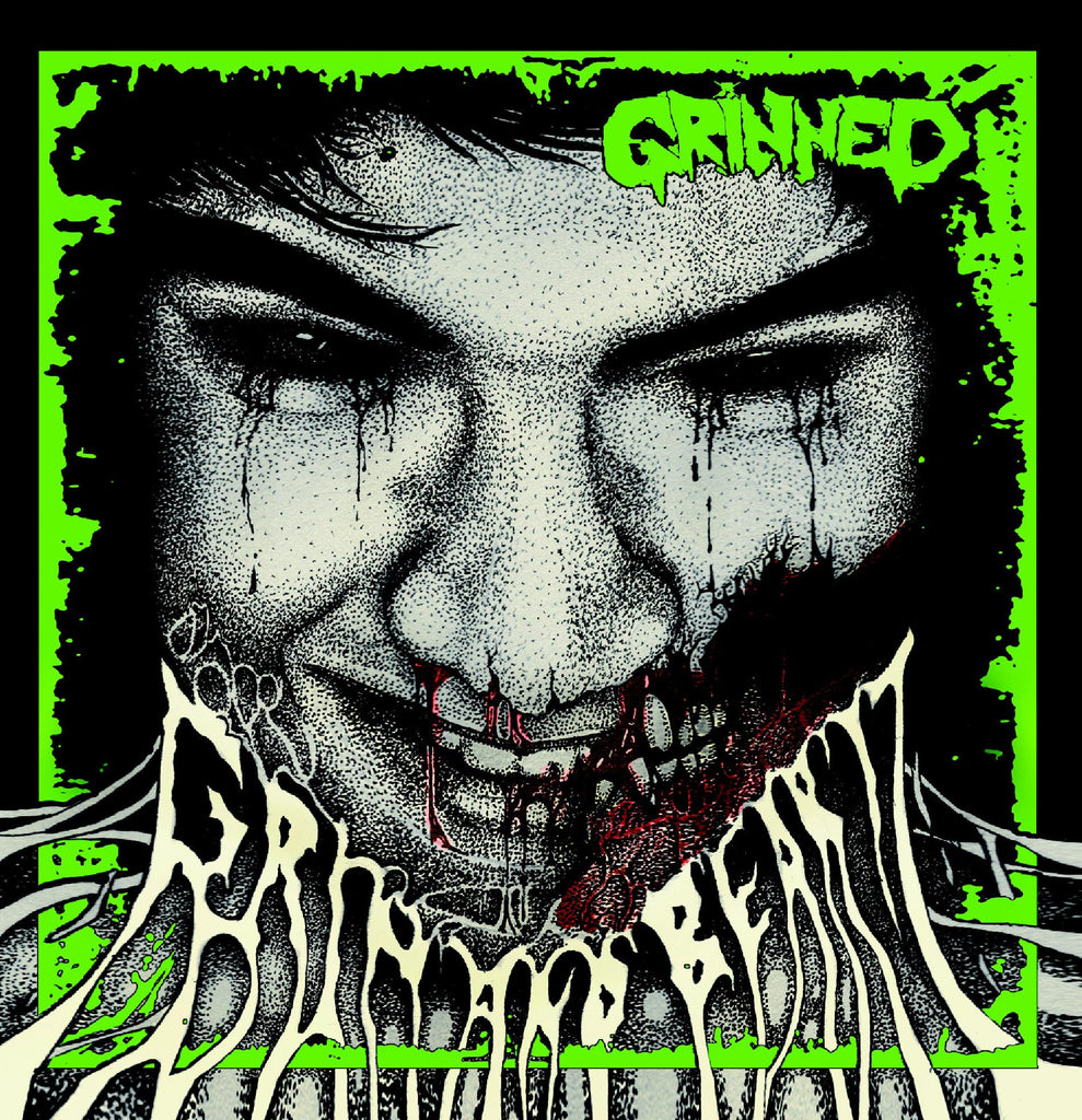 Grinned- Grin And Bear It! CD on Bizarre Leprous