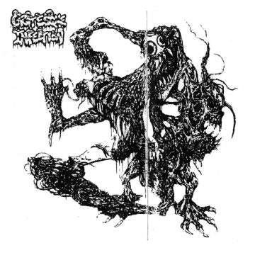 Grotesque Infection- Discography CD on CDN Rec.
