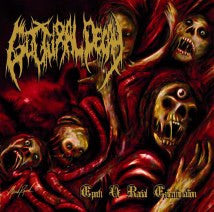 GUTTURAL DECAY- Epoch Of Racial Extermination CD on Coyote Rec.