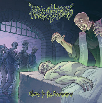 Haemophagus- Slaves To The Necromancer CD on Despise The Sun Rec