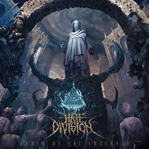 H*te Division- Order Of The Enslaved CD on Blasthead Rec.