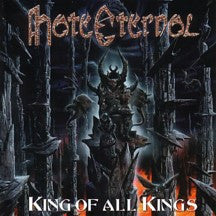 Hate Eternal- King Of All Kings CD on Earache Rec.