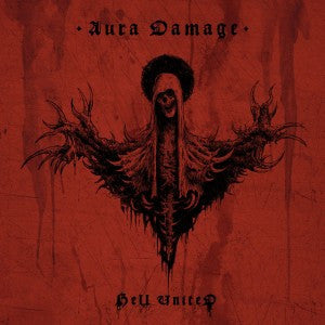 Hell United- Aura Damage CD on Hellthrasher Prod.