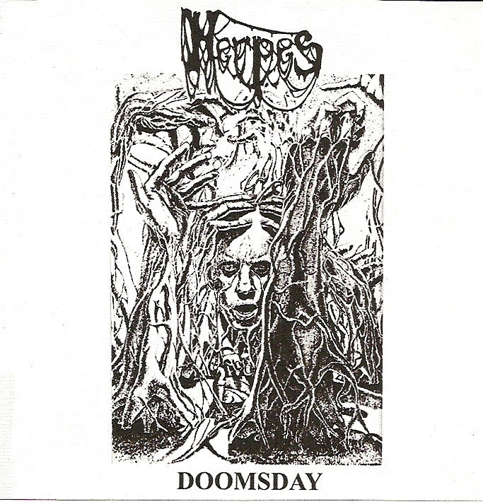 Herpes- Doomsday PRO-CDR on Nihilistic Holocaust Rec.