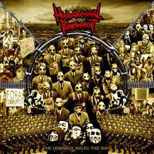 Hierarchical Punishment- The Humanity Walks This Way CD