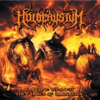 HOLOCAUSTUM- Crawling Through The Flames Of Damnation CD on Dark
