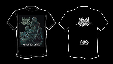 HORDE CASKET- Xenopocalypse T-SHIRT S-XXL OUT NOW!!