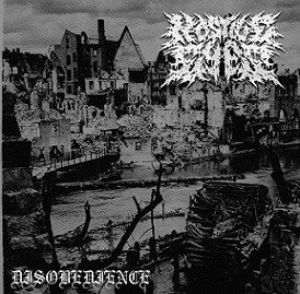 Hostile Eyes- Disobedience CD on Bloodcurdling Enterprise