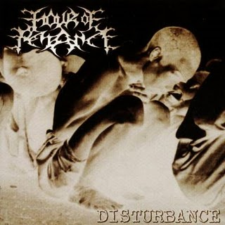 "Hour Of Penance- Disturbance 12"" LP VINYL"