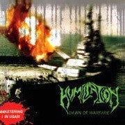 Humilation- Dawn Of Warfare CD on Nebiula Prod.