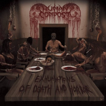 Human Compost- Exhumation Of Death And Horror CD H.P.G.D.