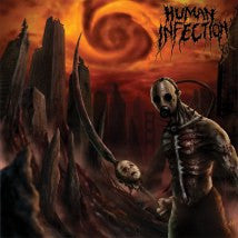HUMAN INFECTION- Infest To Ingest CD on Blast Head Rec.